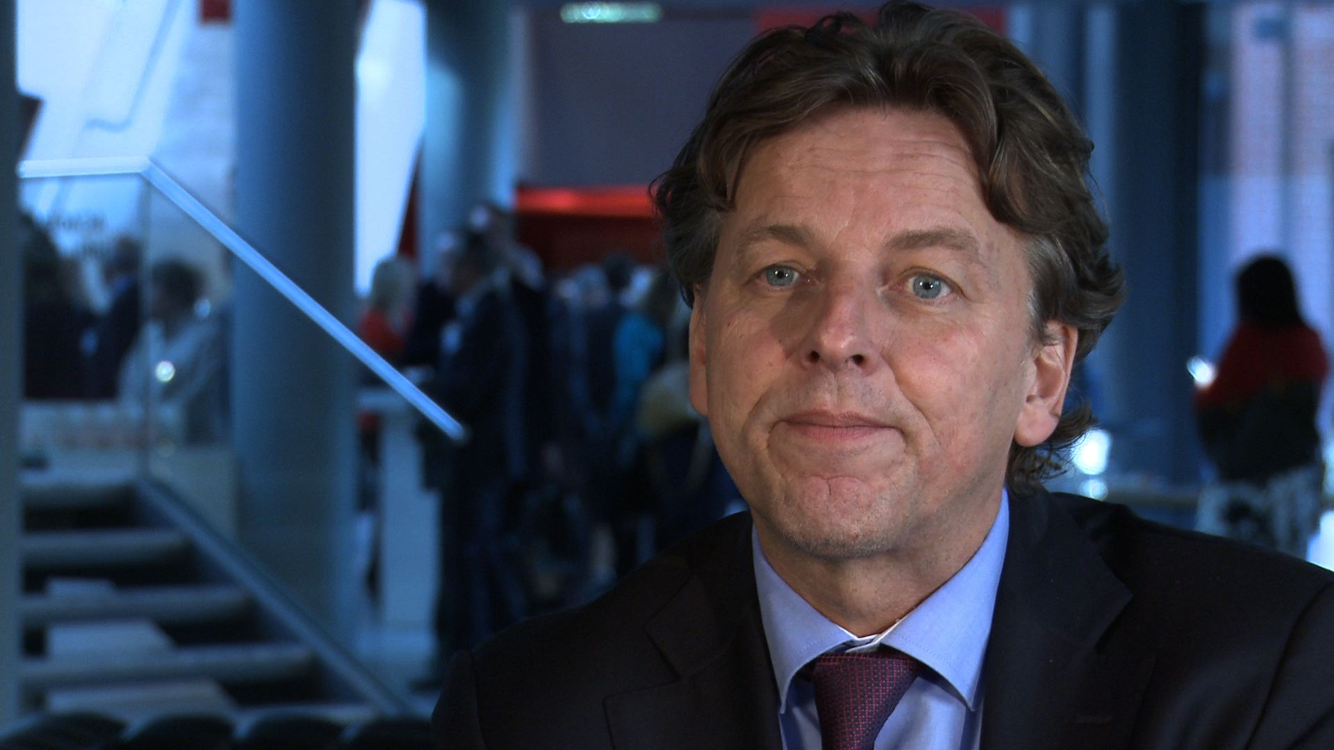 Image for videoInterview with Minister Koenders (Monday 2 November 2015)