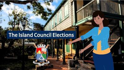 Image for video: Island Council Elections Sint Eustatius Who will speak on your behalf?