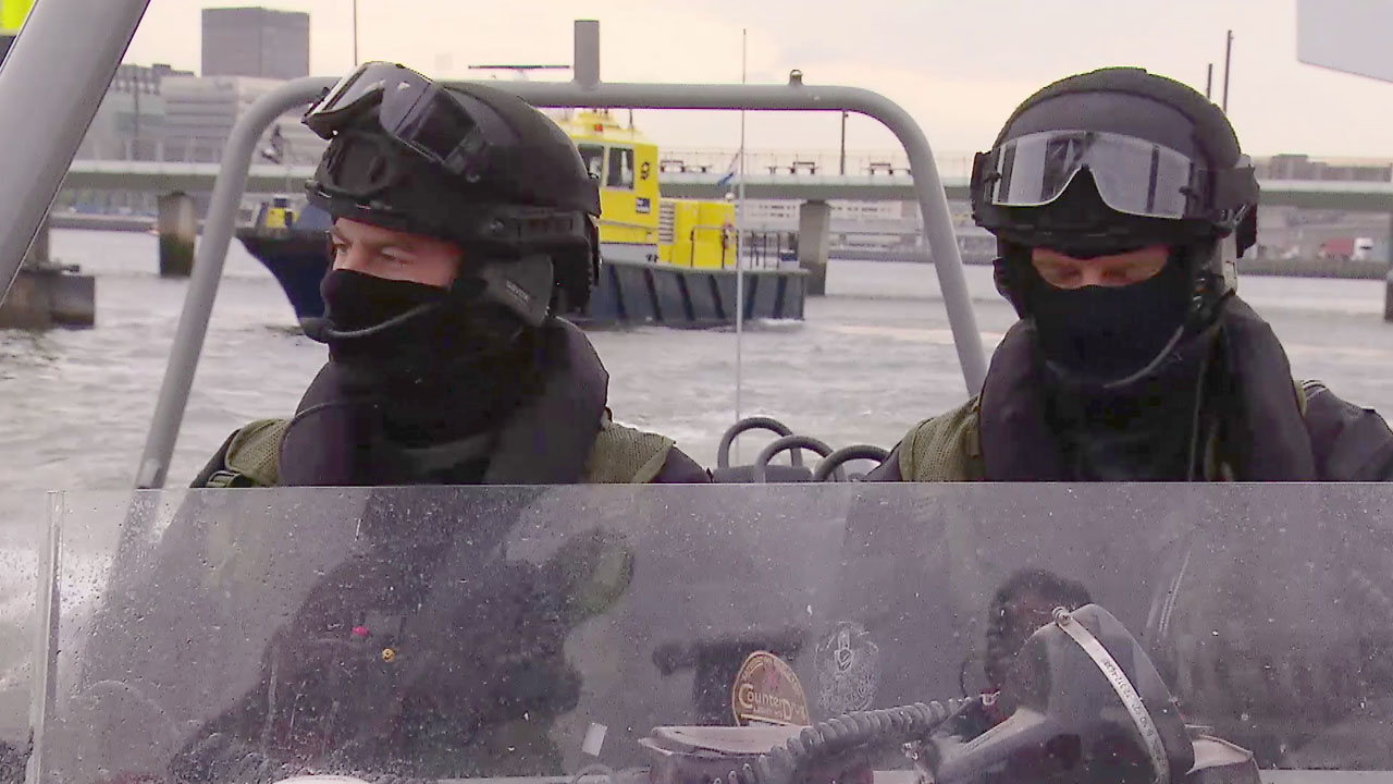 Afbeelding bij video: Port Defender 2017
