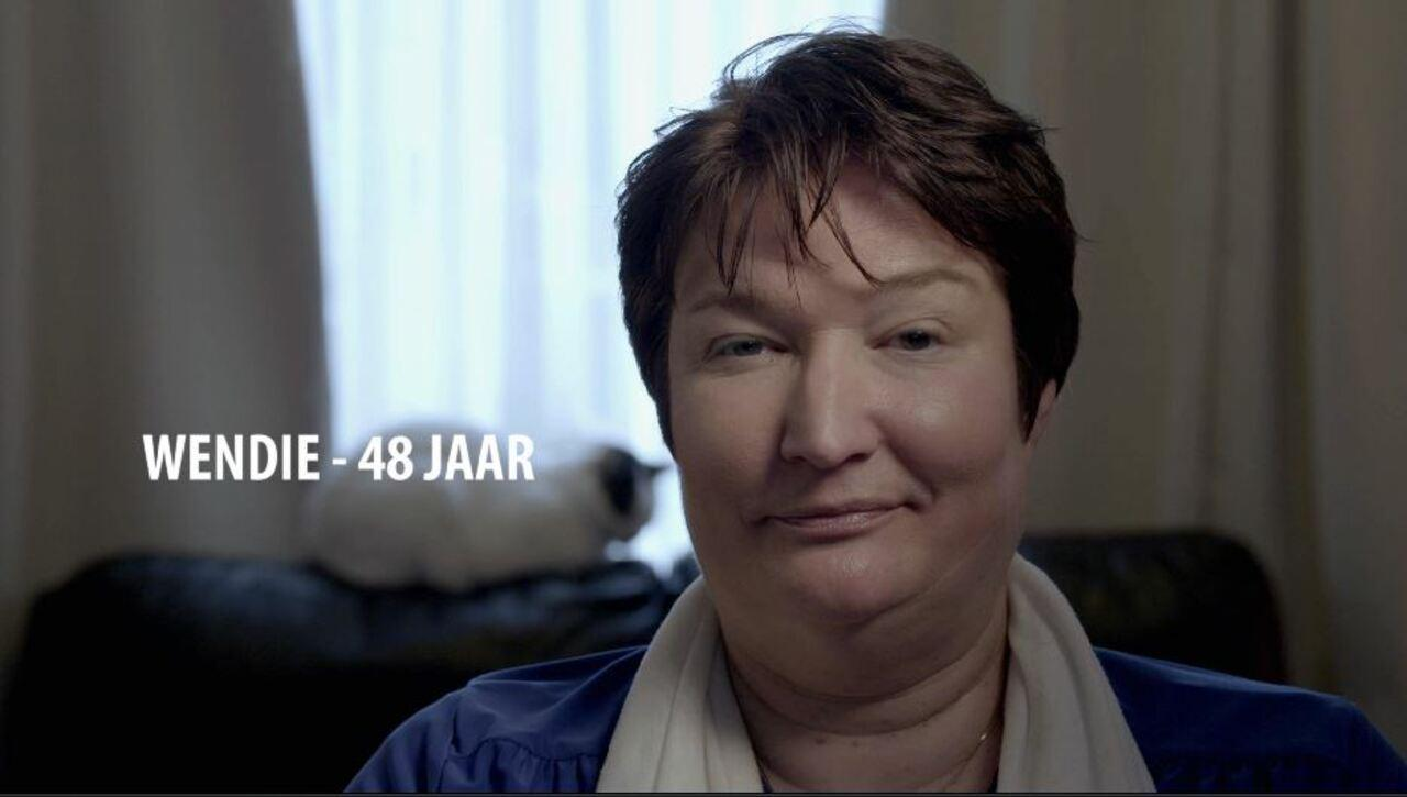 Afbeelding bij video: Mini-documentaire Levenslang: Wendie