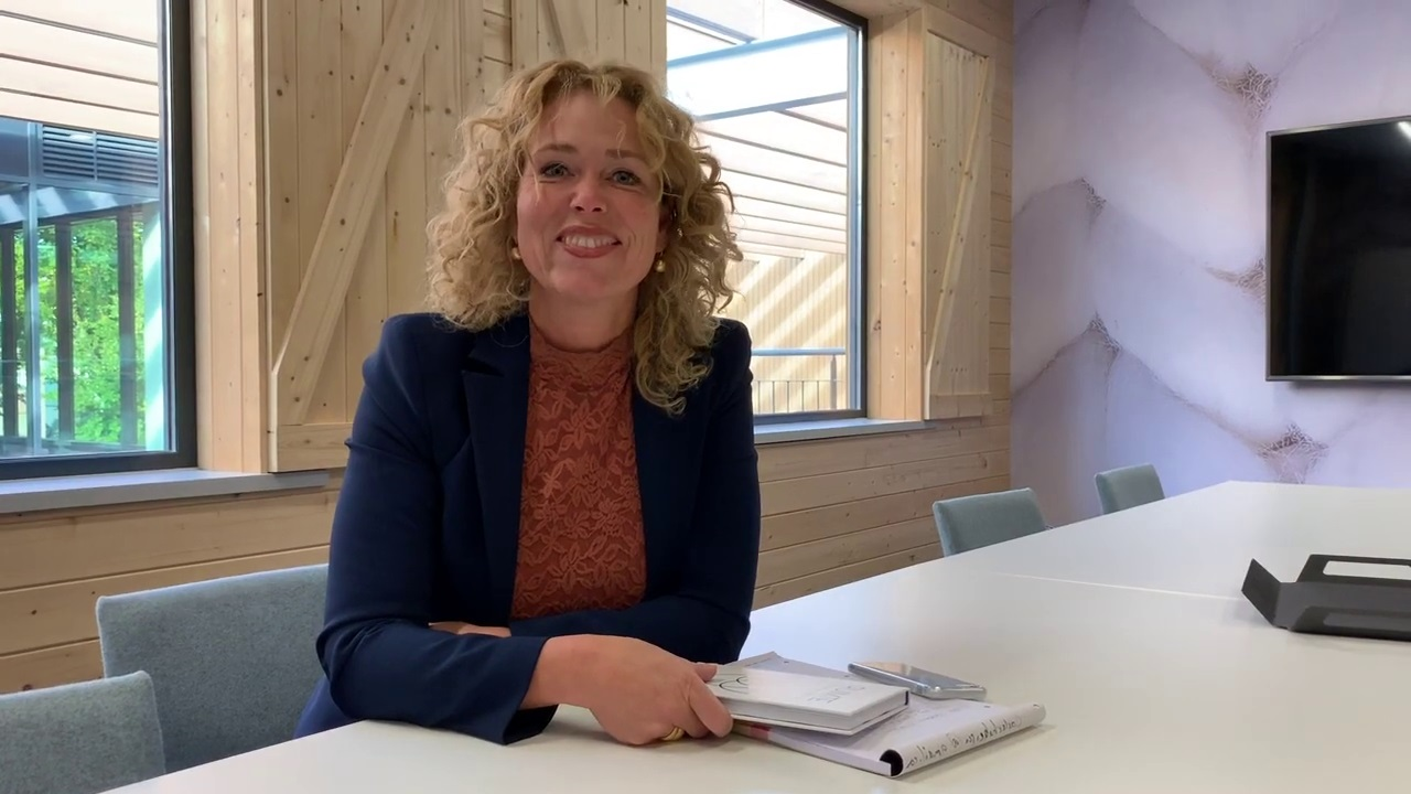 Afbeelding bij video: Willeke Rijkers over regie en strategie