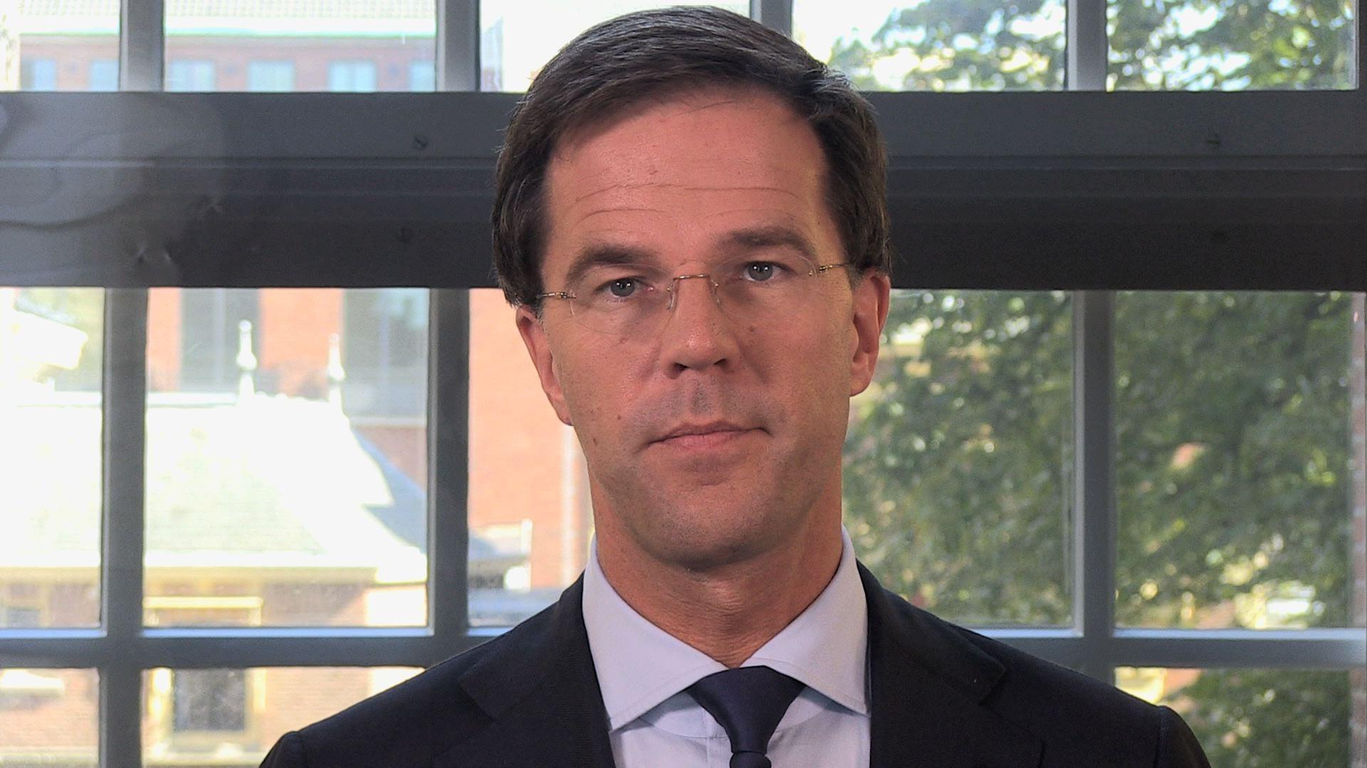 Prinsjesdag 2014 – Minister-president Rutte geeft een toelichting op de kabinetsplannen 2015
