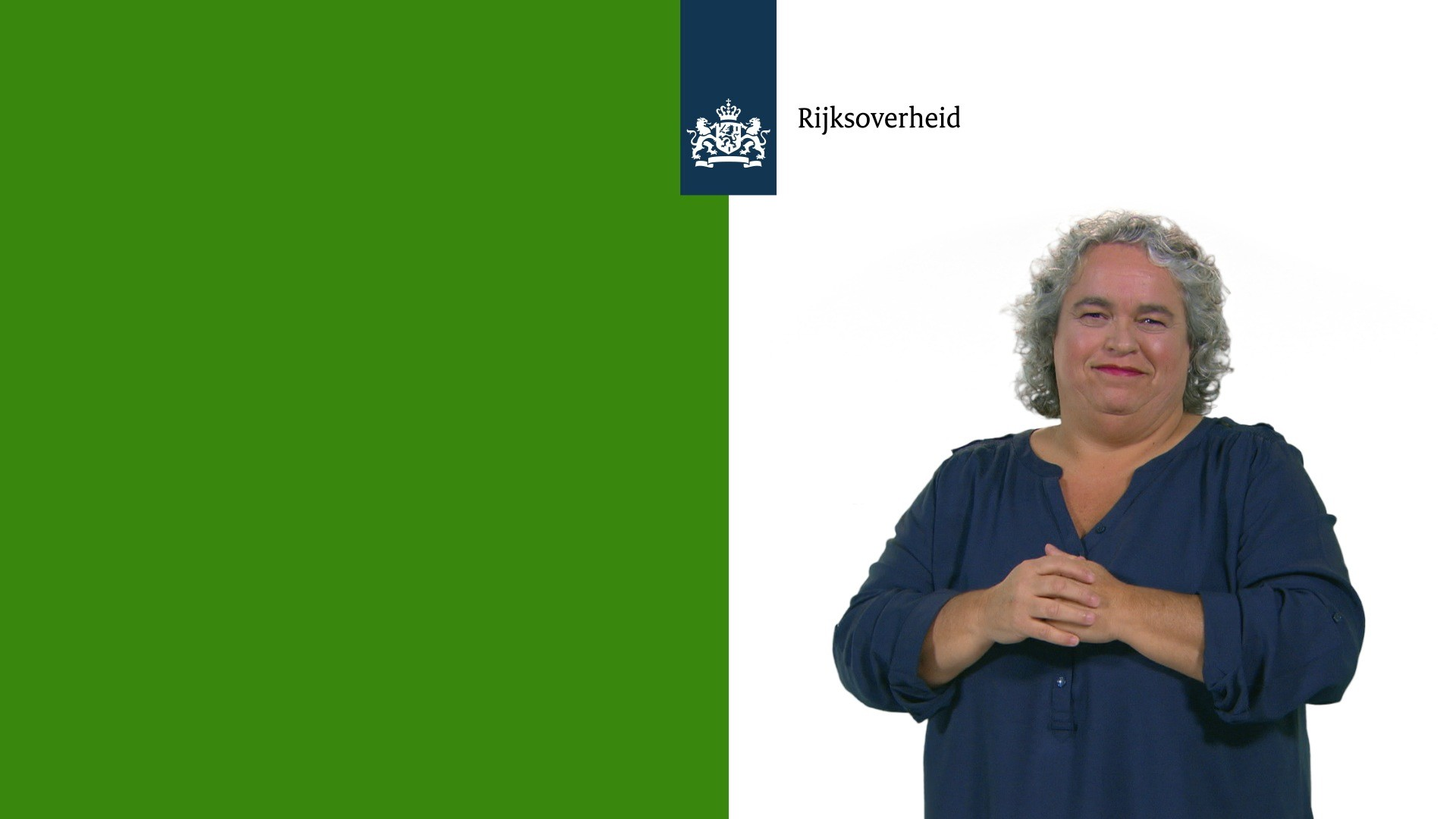 Afbeelding bij video:Video campagne Meedoen met een handicap: homepage